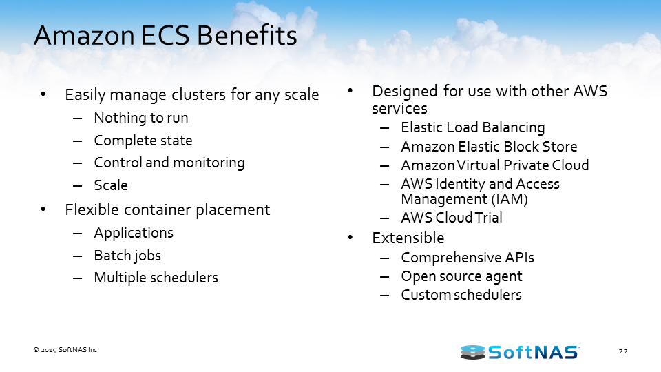 docker persistent storage amazon ec2 benefits