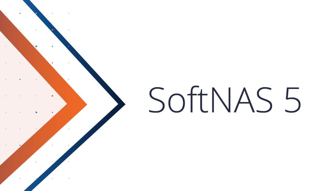 Announcing SoftNAS 5 – a Modern Approach to Cloud NAS