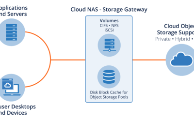 What is Cloud NAS?
