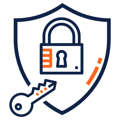 control and security icon