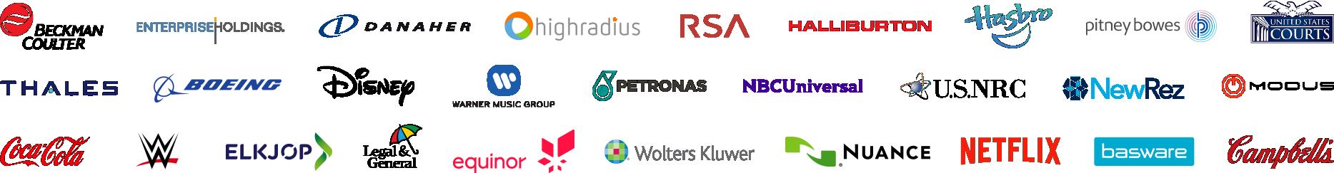 Companies that Trust Buurst