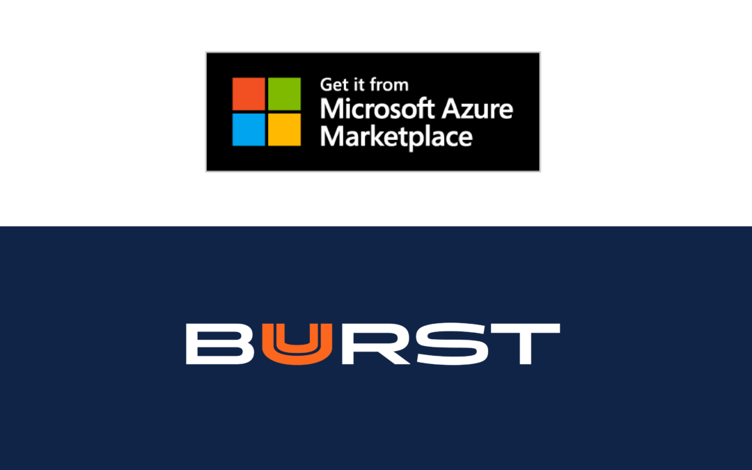 Buurst Fuusion Now Available in the Microsoft Azure Marketplace